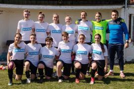 Fotbal feminin: United Bihor a învins Poli Timişoara şi a încheiat turul pe locul 2