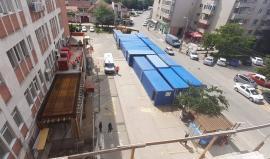 Cum se va circula în următoarele 3 luni în zona Spitalului Judeţean din Oradea, cât UPU va funcţiona în containere