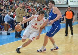 Uros Lučić s-a întors la CSM CSU Oradea