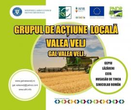 Apel de selecție: GAL Valea Velj anunță lansarea sesiunii de cerere de proiecte LEADER