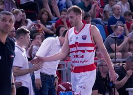 CSM CSU Oradea i-a prelungit contractul și lui Arturas Valeika