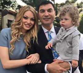 Cristian Borcea, din nou tătic după gratii. Valentina Pelinel a născut gemene