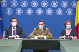 Strategia naţională pentru vaccinarea anti-Covid: România îşi propune ca 60% din populaţie să fie imunizată în şase luni (VIDEO)