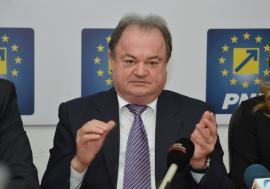 Ciorna listei PNL pentru alegerile europarlamentare: Bihoreanul Vasile Blaga, pe loc eligibil