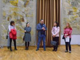 Muzeul Țării Crișurilor și-a prezentat cele mai valoroase achiziții din ultimii cinci ani, dar și cunoscutele tapiserii Anotimpurile, acum restaurate (FOTO)