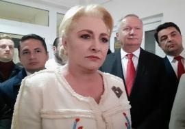 CEX cu scandal la PSD: Dăncilă a ieşit plângând din sală, după ce Manda a făcut-o 'proastă'. Ana Birchall şi Cosmin Guşă au fost excluşi