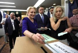 Congresul PSD: Viorica Dăncilă a fost aleasă în funcţia de preşedinte (VIDEO)