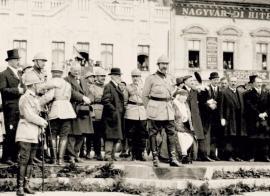 Festivităţi la 100 de ani de la vizita Regelui Ferdinand şi Reginei Maria în Oradea: Vezi programul complet!