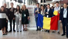 Un elev din Oradea a câştigat medalia de argint la Olimpiada Internaţională de Ştiinţe pentru Juniori