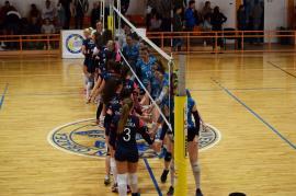 Volei feminin: CSU Oradea a pierdut meciul cu liderul, dar a terminat turul pe locul 3!