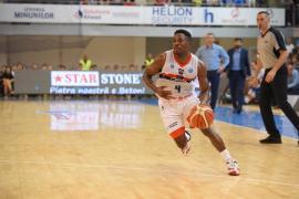 Încă un jucător de la CSM CSU Oradea la echipa națională de baschet masculin