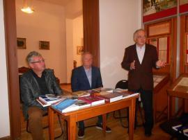 Cea de-a XXIII-a ediție a Zilelor Muzeului Țării Crișurilor a început cu prezentarea de noi cărți științifice (FOTO)