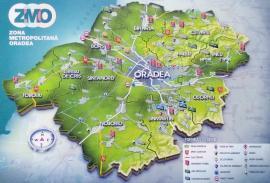 Zona Metropolitană Oradea îşi va concepe strategia de dezvoltare printr-un proiect european de 3,7 milioane lei