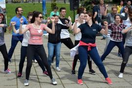 Universitatea altfel: Pentru celebrarea Centenarului, universitarii orădeni au pregătit 100 de activităţi, într-o singură zi