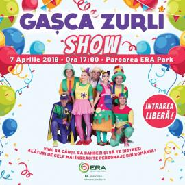 Gașca Zurli dă o nouă petrecere la ERA Park Oradea!
