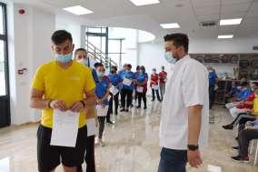 Handbalistele de la CSU Oradea participă la turneul de promovare în Liga Florilor
