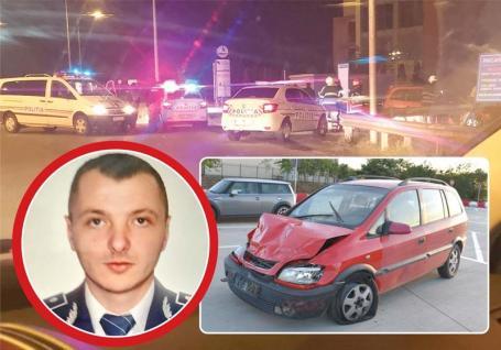 """Bandiţi la 15 ani: Adolescentul care, împreună cu doi tovarăşi, a furat o maşină şi a lovit cu ea un poliţist în Oradea este """"recidivist"""""""