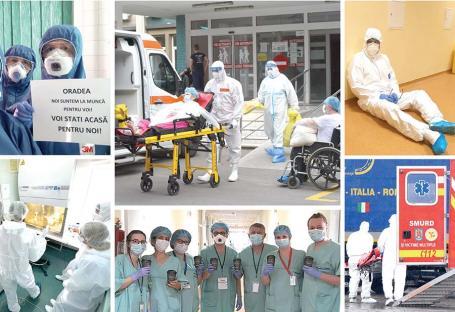 Punct şi de la capăt! Într-o perioadă de relaxare neglijentă, BIHOREANUL vă prezintă experienţe dramatice de la Spitalul Municipal din Oradea (FOTO)
