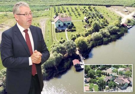 Averea şefului Consiliului Judeţean Bihor, Pásztor Sándor, verificată de Agenţia Naţională de Integritate