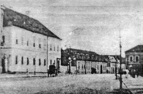 Oradea ieri, Oradea azi: Povestea palatului Klobusitzky de pe Corso