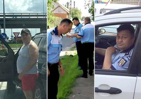 S-a scos... la pensie: Cum a scăpat de răspundere un poliţist care sărise în apărarea unui infractor urmărit de colegi (VIDEO)