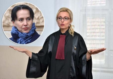 Revoluţie la Justiţie: Preşedinta Tribunalului Bihor, Carmen Domocoş, vrea s-o smulgă 'de la butoane' pe Crina Muntean