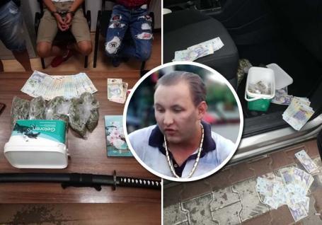 Condamnaţi la… libertate: Trei tineri care au umplut Oradea şi Marghita cu droguri ascunse în cutiii de detergent au scăpat de puşcărie (FOTO)