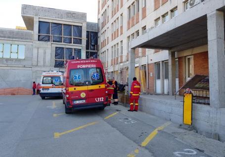 Noi măsuri speciale la Urgenţe, în spitalele din Oradea: termoscannere şi teste rapide pentru depistarea COVID-19