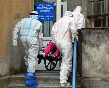 Un nou caz Covid depistat în Bihor, după mai puţin de 200 de teste: un pacient al secţiei Pneumologie din Spitalul Municipal