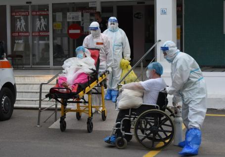 Din nou peste 250 de îmbolnăviri Covid în Bihor, plus 10 decese raportate în ultimele 24 de ore