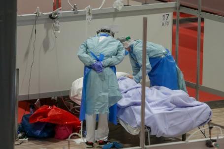 Alte trei decese şi încă 27 de persoane diagnosticate cu Covid-19 în Bihor