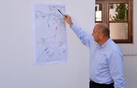 Cel mai important nod rutier al Oradiei va fi amenajat în zona fostei ferme de porci din Ioșia. Va face legătura cu autostrada şi drumul expres spre Arad (VIDEO)