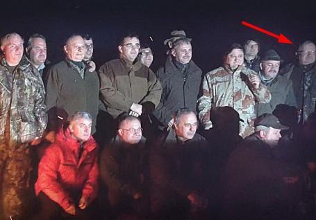 La vânătoare, alături de Dragnea: Preşedintele PSD Bihor, Ioan Mang, apare în #TeleormanLeaks (VIDEO)