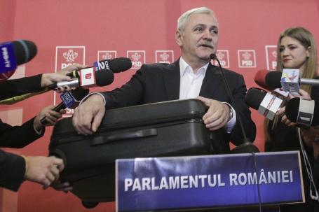 Şase! Vine Daddy! Şeful PSD, Liviu Dragnea, vine săptămâna aceasta în Oradea