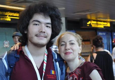 Jos pălăria! Beiuşanul Tamio Vesa Nakajima a terminat primul an la Oxford cu cea mai mare medie dintre studenţii informaticieni