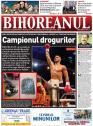 Nu ratați noul BIHOREANUL tipărit! Unul dintre cei mai cunoscuţi luptători de K1 din România s-a dovedit a fi traficant de droguri