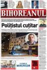Nu ratați noul BIHOREANUL tipărit! Detalii revoltătoare în cazul fostului şef al Poliţiei Locale Oradea care și-a înjunghiat soția
